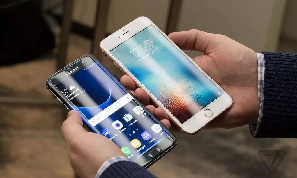同时拥有两部手机