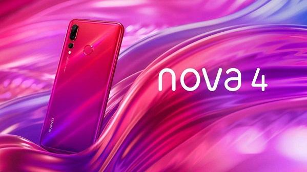 华为nova4