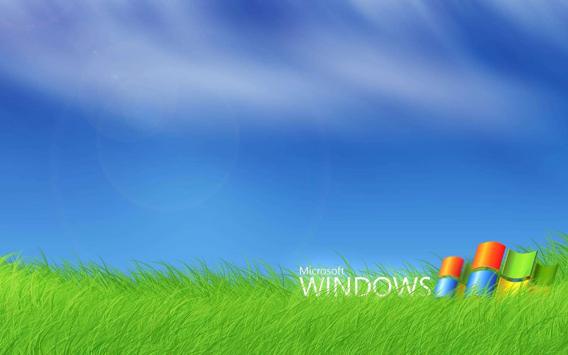 Windows办公电脑