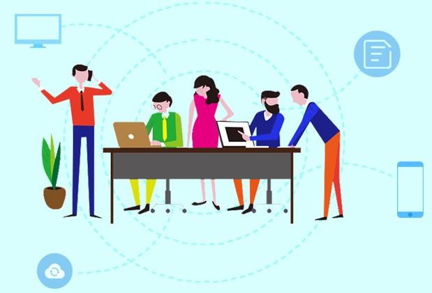 可以制定团队目标的软件app哪个好?多人共享办公便签就不错