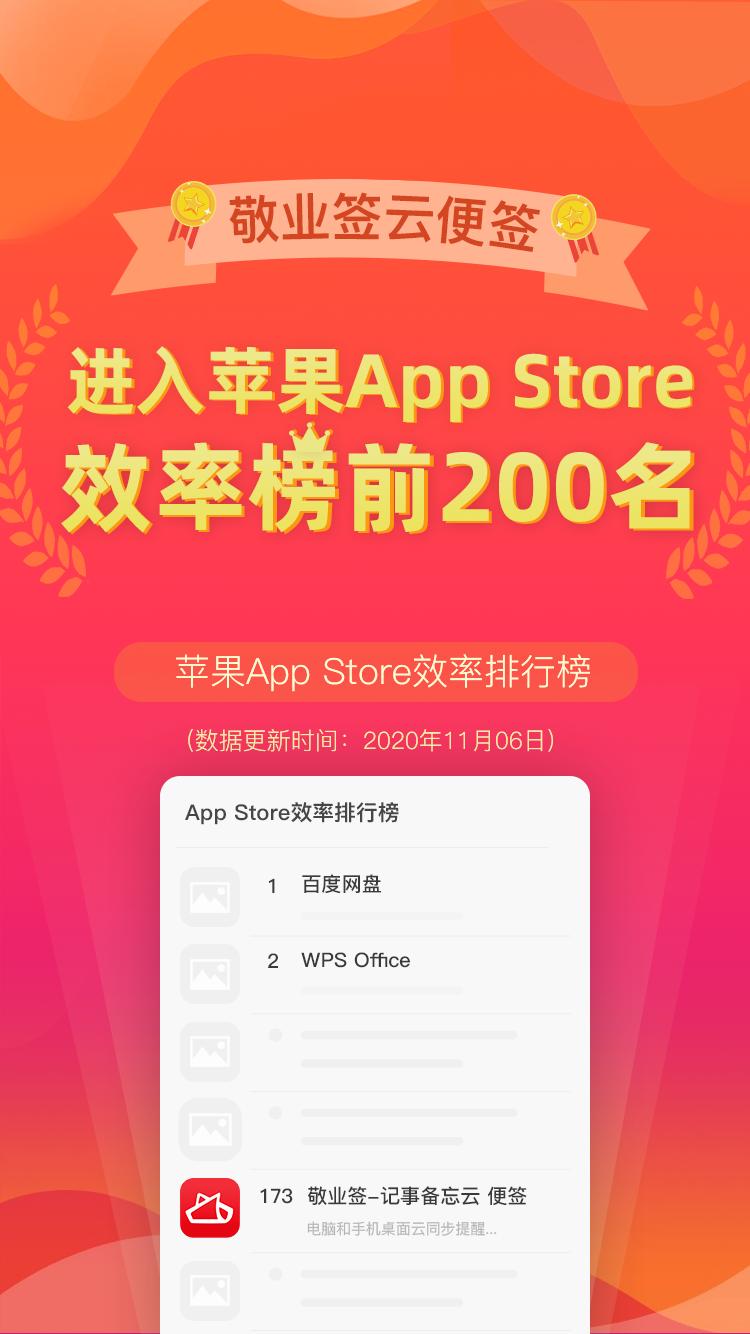 有没有小众又高效的便签app?